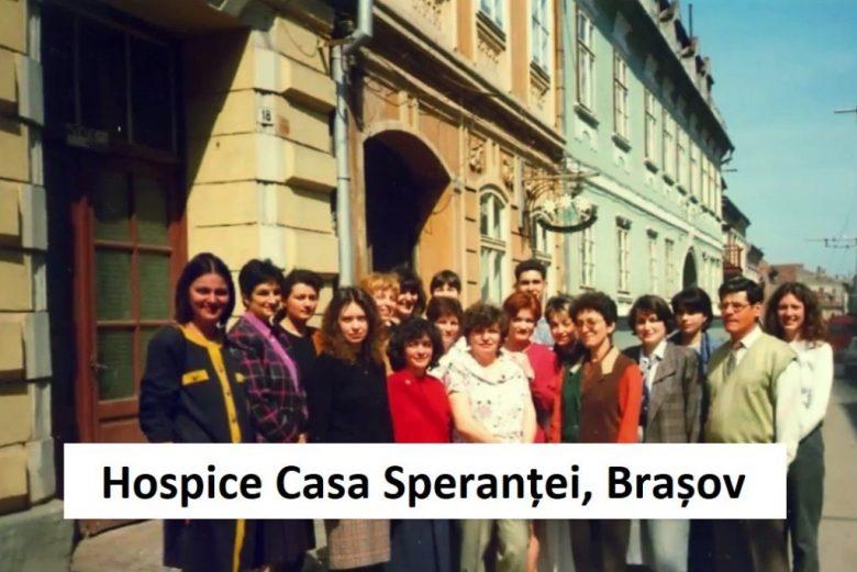 Anii de început ai Hospice Casa Speranței